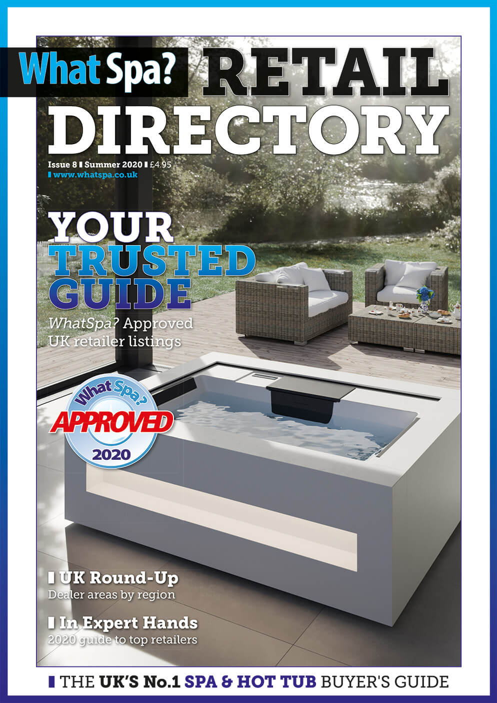 WhatSpa? Retail Directory Summer 2020