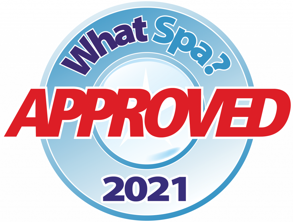 WhatSpa? Approved Logo 2021